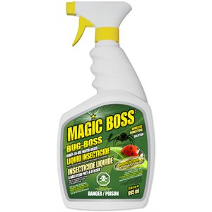 BUG-BOSS LIQUID INSECTICIDE (995ml)