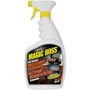BBQ CLEANER  /  DEGREASER (995ml)
