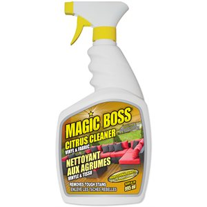 CITRUS CLEANER VINYL & FABRIC (995ml)