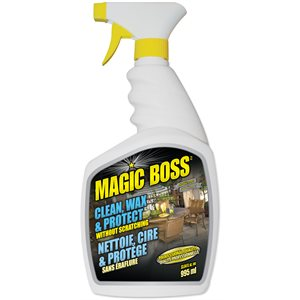 CLEAN, WAX & PROTECT (995ml)