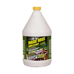 OUTDOOR WOOD CLEANER (4litres)